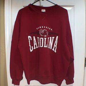 Carolina gamecocks sweater